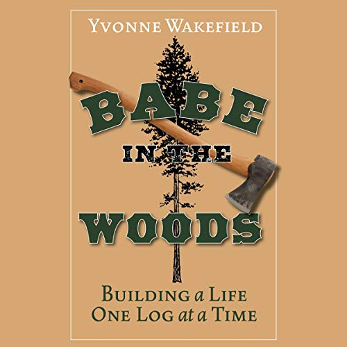 Babe in the Woods audiobook cover art