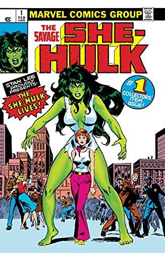 The Savage She-Hulk Omnibus