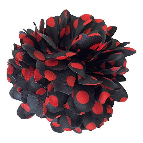Flores cabeza flamenca 💜