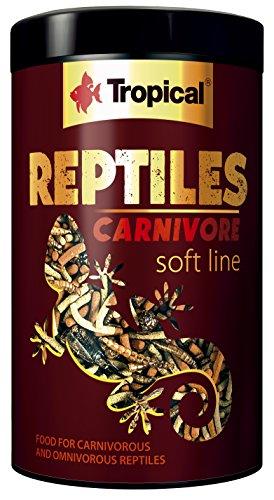 Tropical Reptiles Carnivore, 1000 g