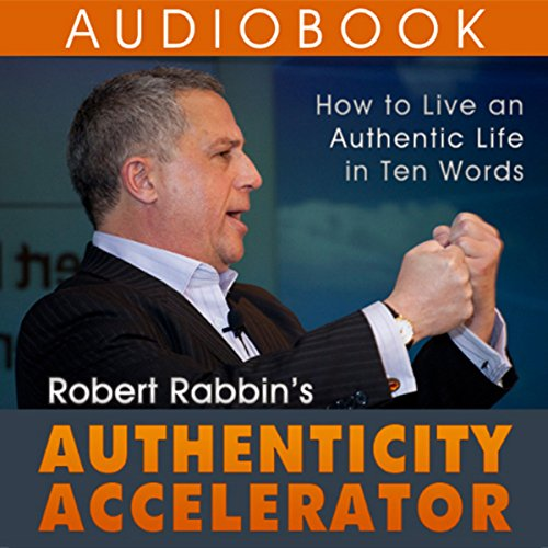 Authenticity Accelerator audiobook cover art