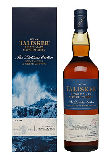Talisker Distillers Edition 2017 Single Malt Scotch Whisky (1 x 0.7 l)