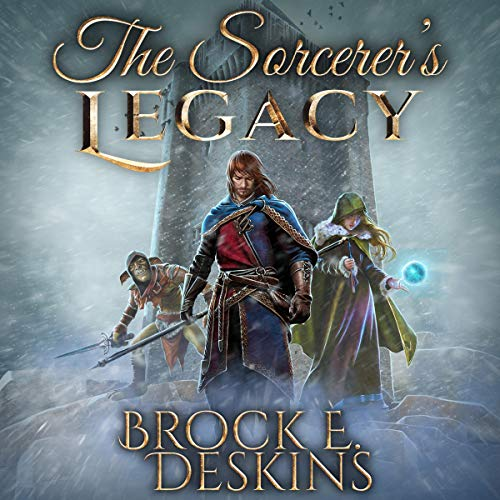 The Sorcerer's Legacy cover art