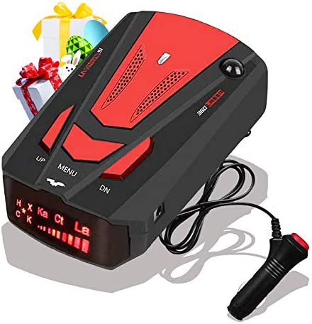 2021 New Version Laser Radar Detector for Cars Voice Prompt Speed Vehicle Speed Alarm System product image