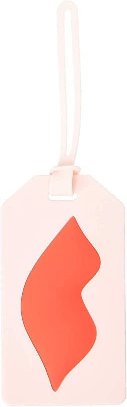 Lips Silicone Luggage Tag