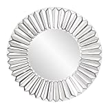 Howard Elliott 11203 Torino Sunburst Mirror