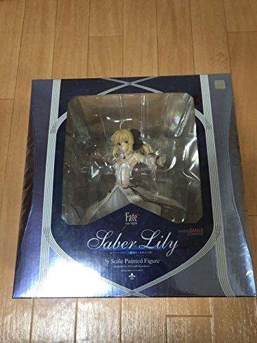 Fate/unlimited codes: Saber Lily ~Golden Caliburn~ 1/7 Scale PVC Figure