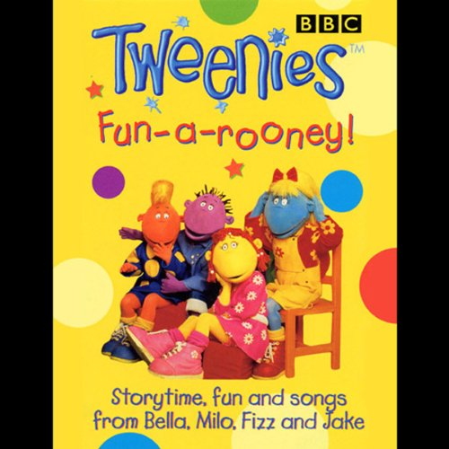 Tweenies cover art