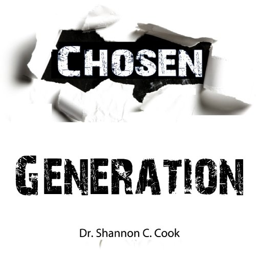 The Chosen Generation audiobook cover art