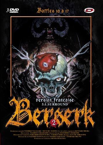Berserk-Coffret 2 : Battles 10 à 17 [Édition VF]