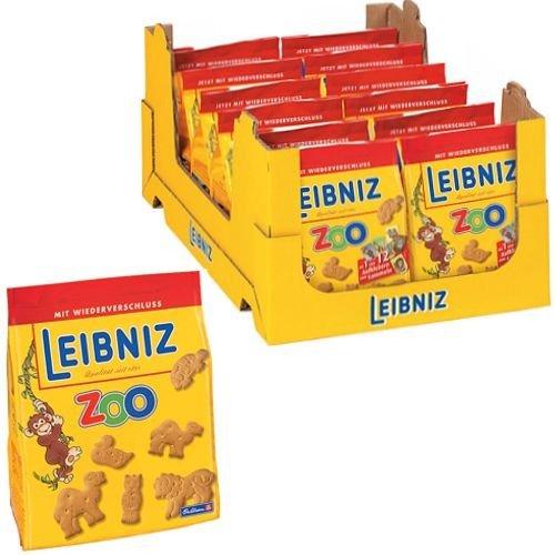 Bahlsen Leibniz Zoo (12x 125g Packung)