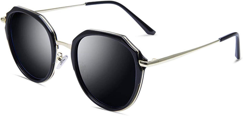 HONGYANDAI Women's Polarized Sunglasses Driving Mirror Uv Predection Sports Fishing Eye Lens