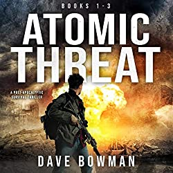 Atomic Threat: Books 1-3 thumbnail