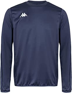 Kappa Men's Talsano Sweatshirt, Navy, 10Y