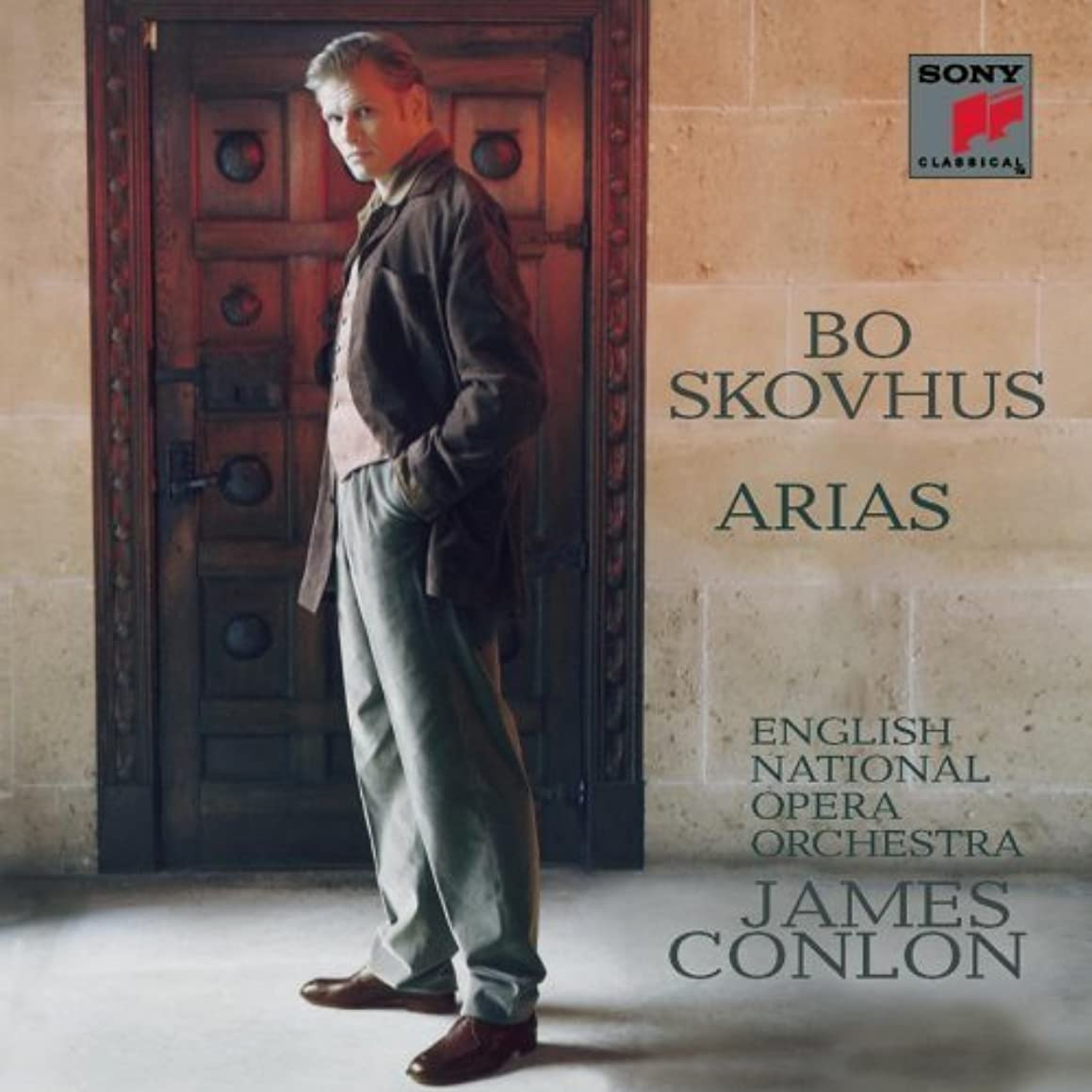 Bo Skovhus ~ Arias (1998) Audio CD
