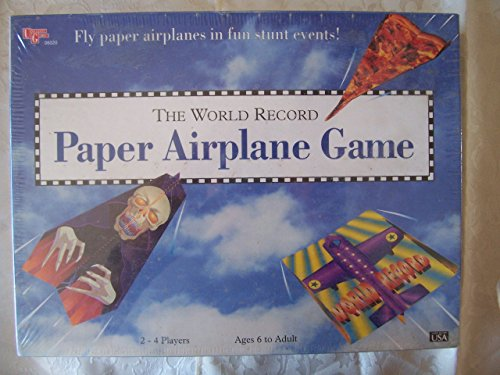 The Paper Airplane Game by University Games