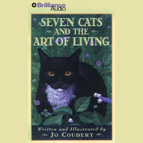 Seven Cats and the Art of Living audiobook cover art