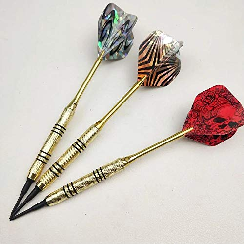 3pcs Soft Tip Darts Safe Electronic Darts Game 3 Style 13.8g Pro Darts Flights Set