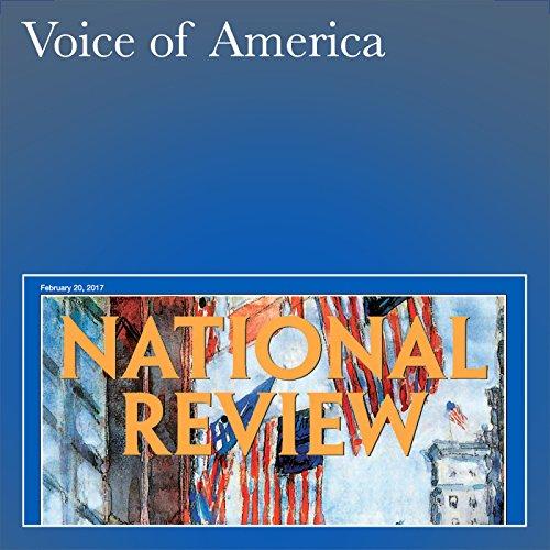 Voice of America audiobook cover art