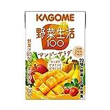 カゴメ 野菜生活100 マンゴーサラダ 100ml×36本 野菜生活 49265422