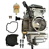 ZOOM ZOOM PARTS PERFORMANCE CARBURETOR YAMAHA WOLVERINE 350 YFM 350 YFM350 ATV 1996 1997 1998 1999 2000 2001 2002 2003 2004 2005 CARB