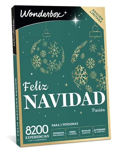 Wonderbox - Caja regalo - Feliz Navidad pasión