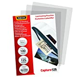 Zoom IMG-2 fellowes 5306302 pouches lucide capture125
