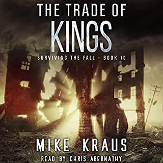 The Trade of Kings audiobook cover art