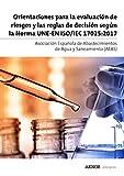 Orientaciones para la evaluación de riesgos y las reglas de decisión según la Norma ISO/IEC 17025