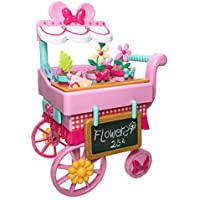 Disney Minnie Mouse Flower Cart Play Set