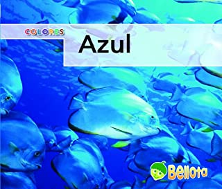 Azul (Colores) (Spanish Edition)