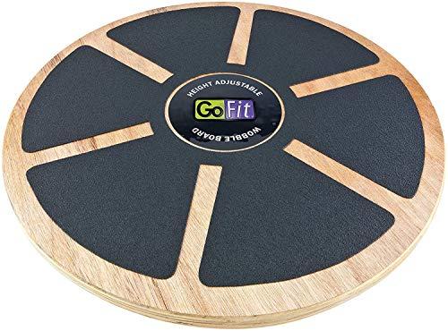 GoFit Plastic Round Tabla de Equilibrio...