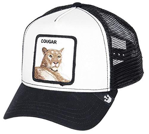 Goorin Bros. | Gorra de béisbol Cougar Negra | GOB_101-0570-BLK - OS