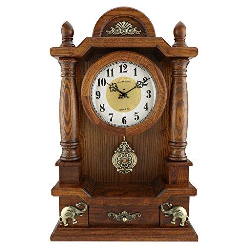 Reloj de Mesa silenciosa Reloj de Sala de Estar Reloj de Par