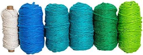 Harrisville Designs Friendly Loom Peg Loom Lap Loom Yarn Refill Pack Weaving Crafts for Kids product image