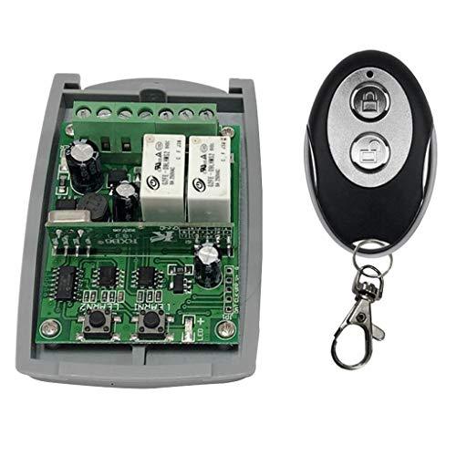 Harilla Interruptor de Avance Y Retroceso DC12V-48V + Control Remoto de Teclas Goose Egg
