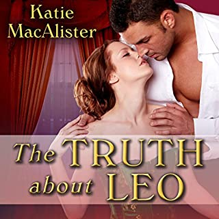 The Truth About Leo audiobook cover art