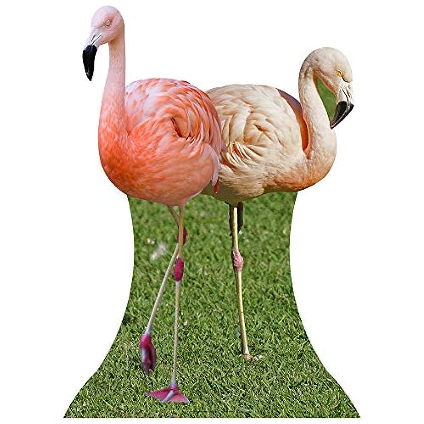 SC2096 Flamingos Cardboard Cutout Standup