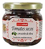 TOMATES SECOS CON ACEITE OLIVA TOMACHAF 190g.