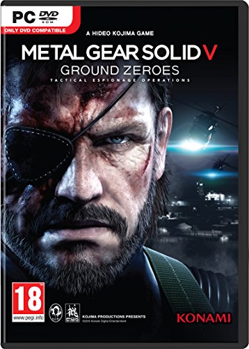 Konami Metal Gear Solid V - Juego (PC, PC, Acción / Aventura, M (Maduro), Windows 8, 7, Vista)