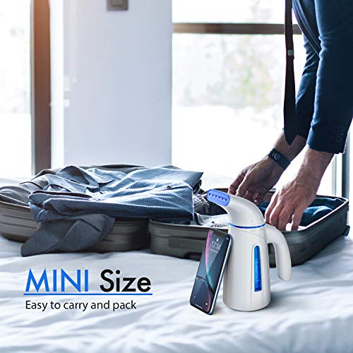 Product Image 4: OGHom Steamer for Clothes Steamer, Handheld Garment Steamer 240ml Portable Clothing Steam Iron