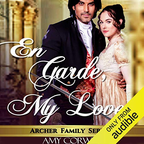 En Garde My Love cover art