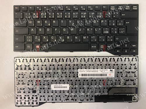 Tschechisch Slowakisch Us Laptop Tastatur Für Fujitsu Lifebook E733 E734 E743 E744 E546 E547 E544 E736 Schwarzer Rahmen Cz Sl Us Layout, Schwarz