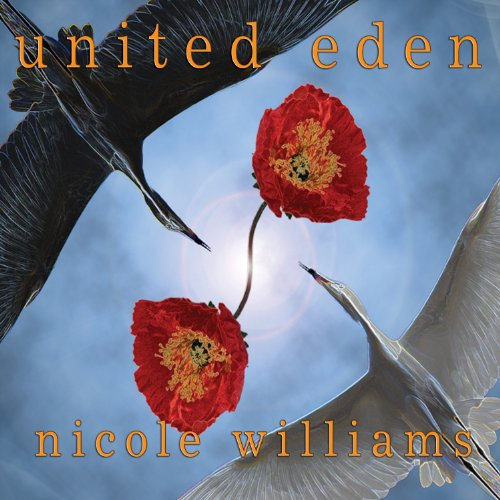 United Eden audiobook cover art