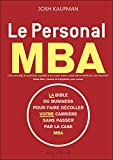 Le personal MBA - Format Kindle - 18,99 €