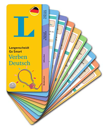Langenscheidt Go Smart Verben Deutsch - Fächer