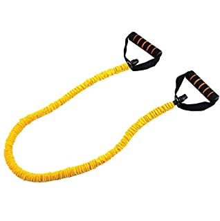 Elastic Rope Chest Expander Practical Stretch Arm Apparatus TPE Yoga Pull Rope