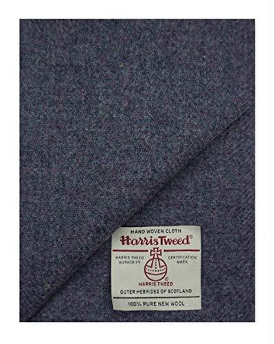 Harris Tweed-Stoff, 100% Reine Wolle, mit Etiketten, 75 x 50 cm Oct202 – Siehe die ganze Reihe von...