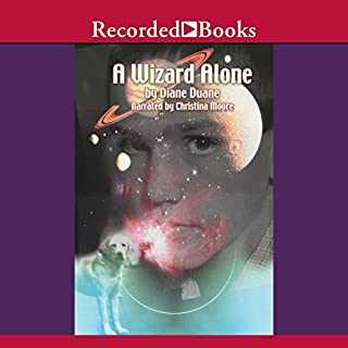 A Wizard Alone     Young Wizard Series, Book 6              By:                                                                                                                                 Diane Duane                               Narrated by:                                                                                                                                 Christina Moore                      Length: 9 hrs and 11 mins     303 ratings     Overall 4.5