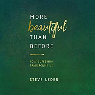 More Beautiful Than Before audiobook cover art